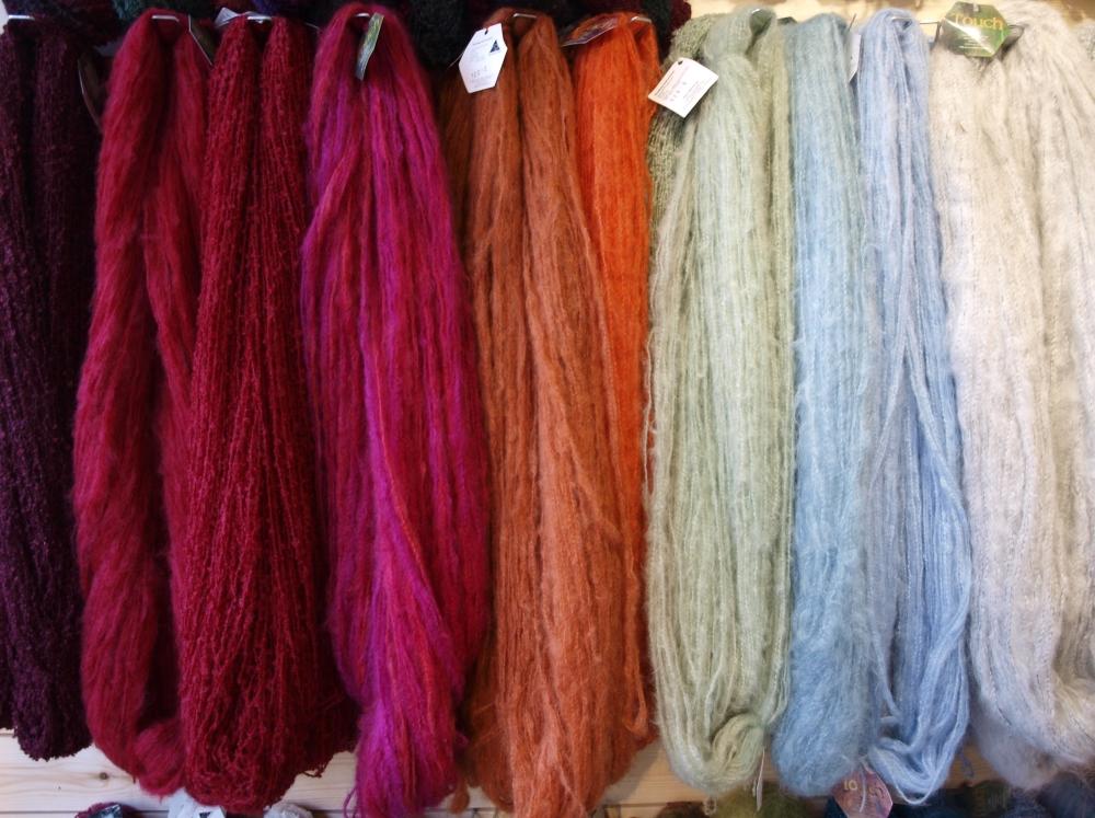 Spin a Yarn Devon   A specialist yarnshop in Bovey Tracey