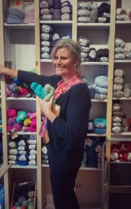 Lizzie - Shop Manager at Spin A Yarn
