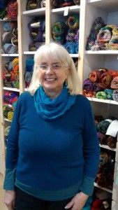 Joyce - Owner of Spin A Yarn