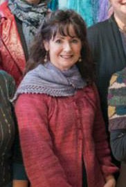 Jane - Staff at Spin A Yarn