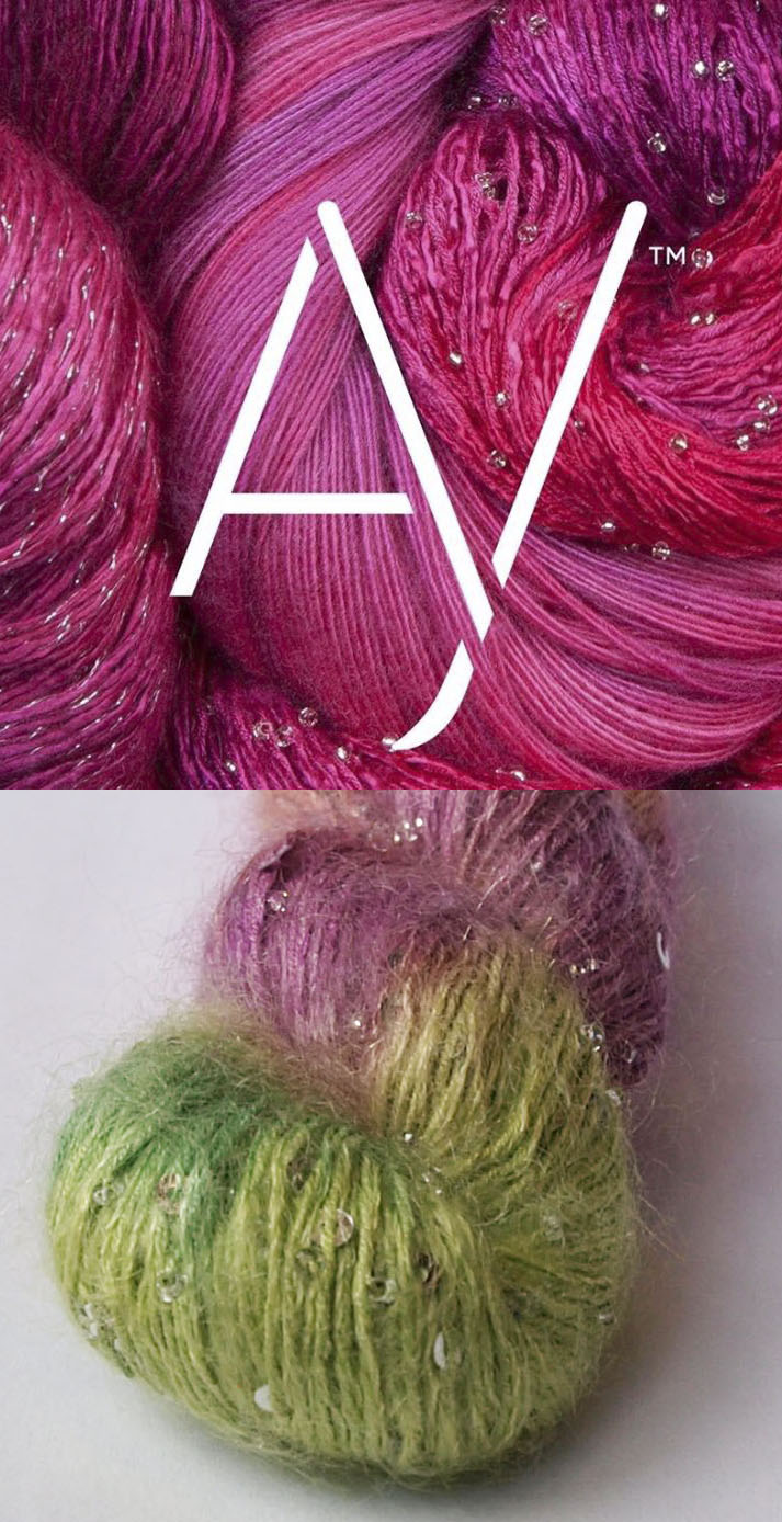 ArtYarns Beaded Mohair and Sequins