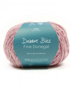 Debbie Bliss Fine Donegal yarn