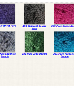 Rare Yarns Essentials Boucle Shades