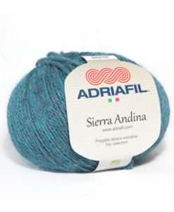 A ball of Adriafil Sierra Andina yarn