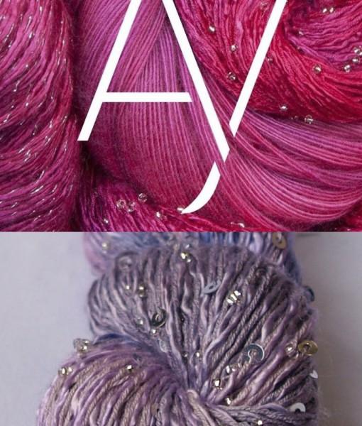 ArtYarns Beaded Silk and Sequins Light