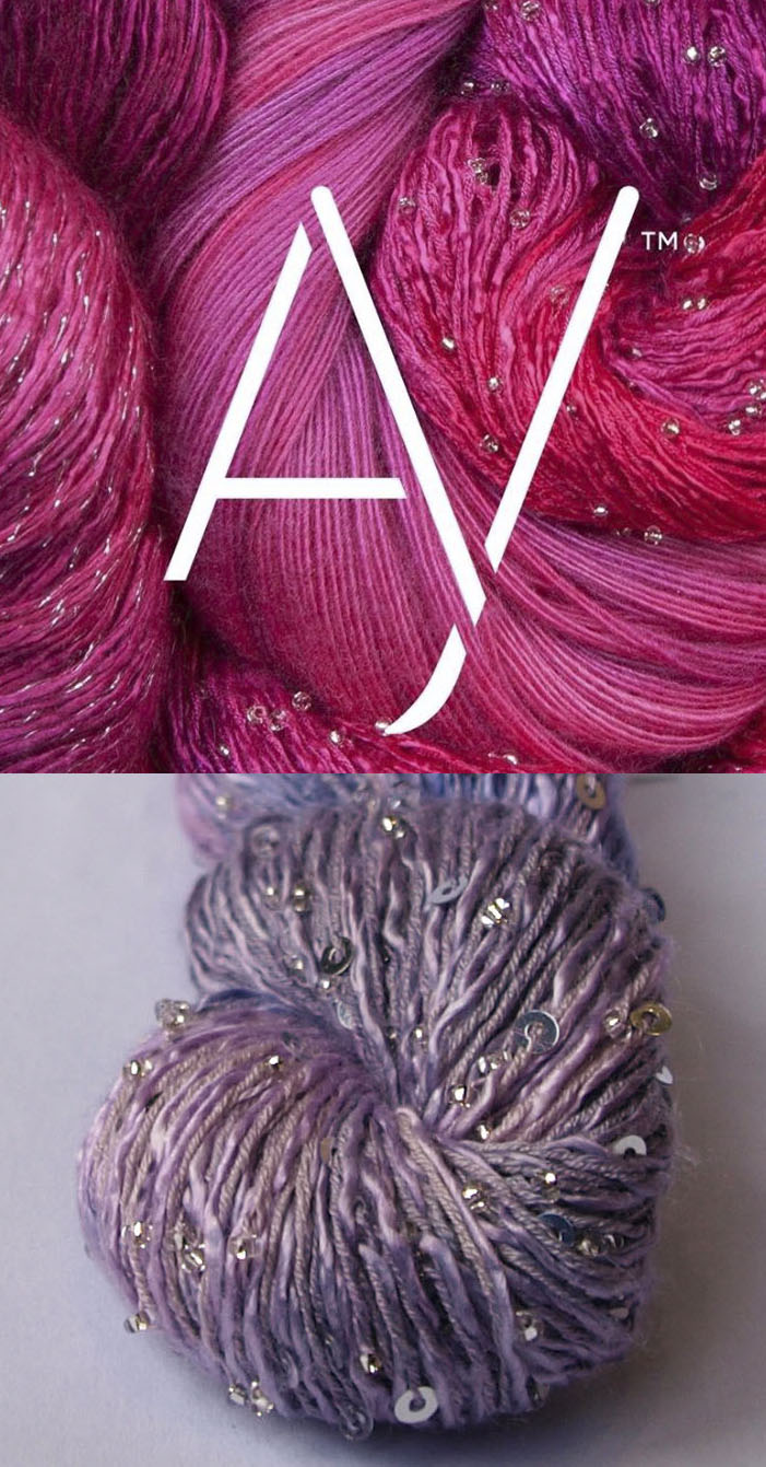 ArtYarns Beaded Silk and Sequins Light