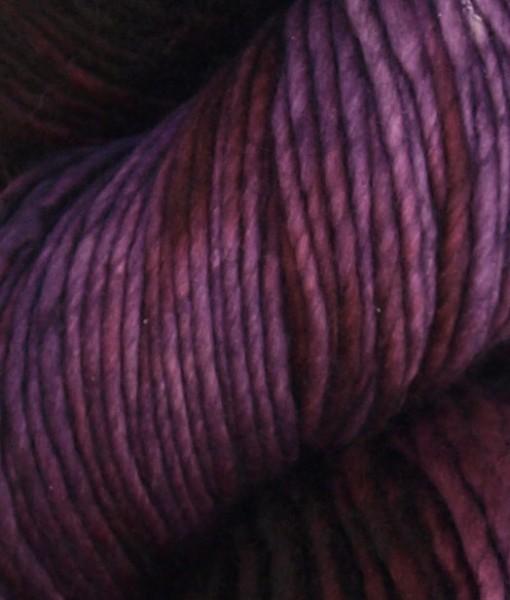 Malabrigo Worsted Velvet Grapes 204