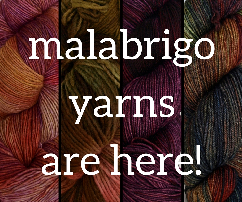 malabrigo yarns