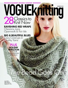 vogue knitting anniken cover