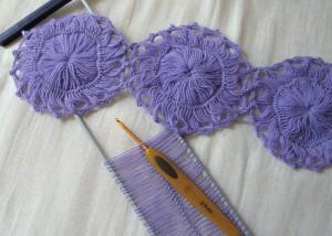 Hairpin Crochet