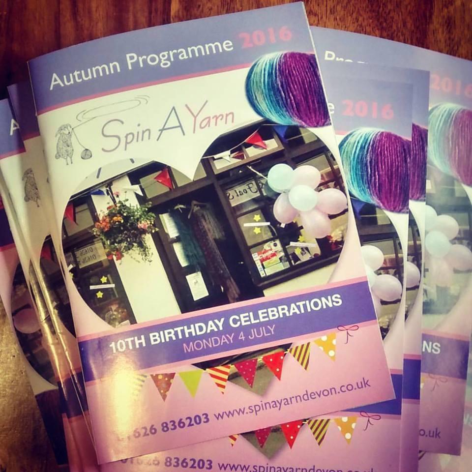 Autumn Programme