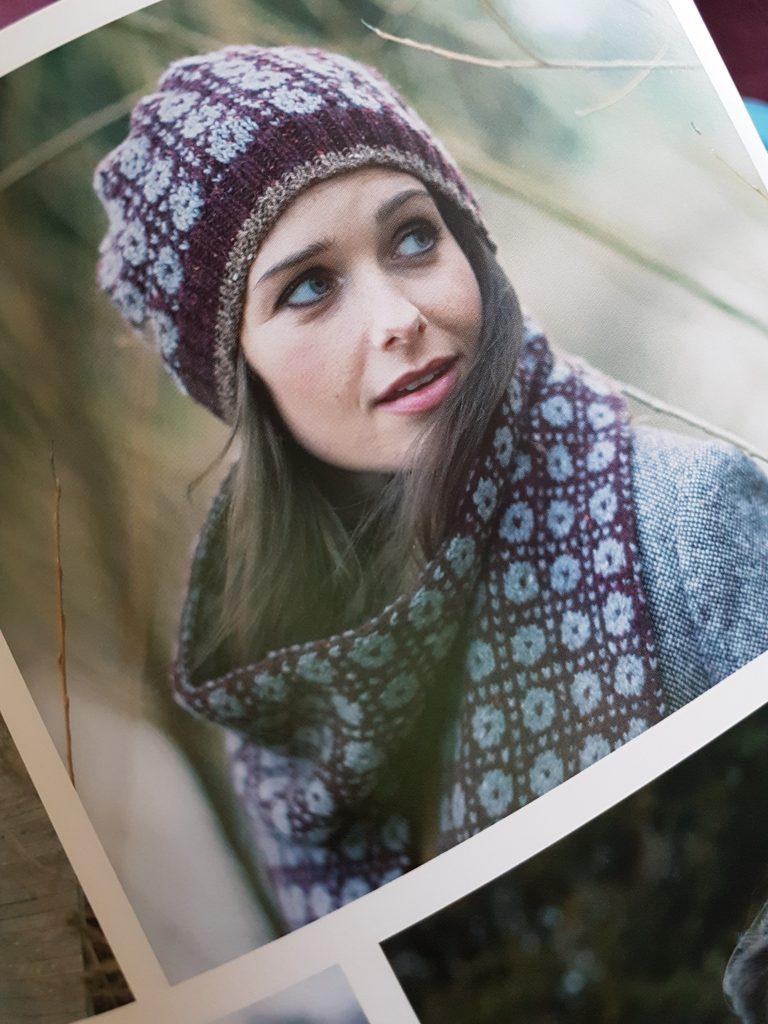 Rowan Cashmere Tweed Wilkie Hat