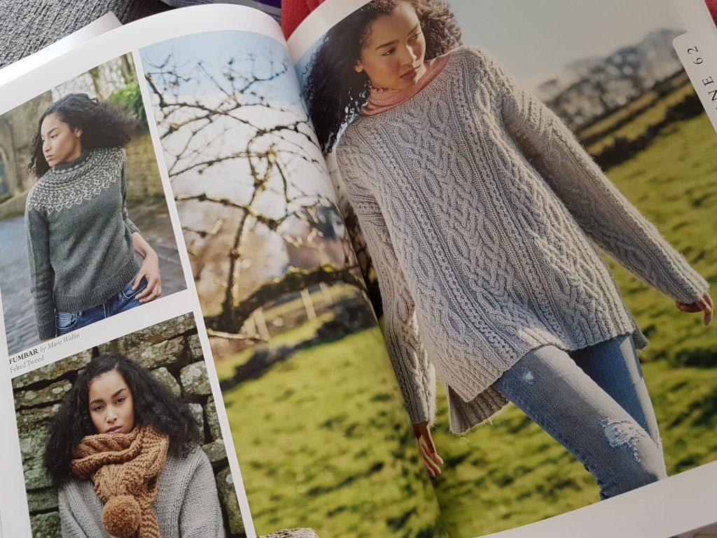 Rowan Magazine 62 - Fumbar, Farnley and Sykes