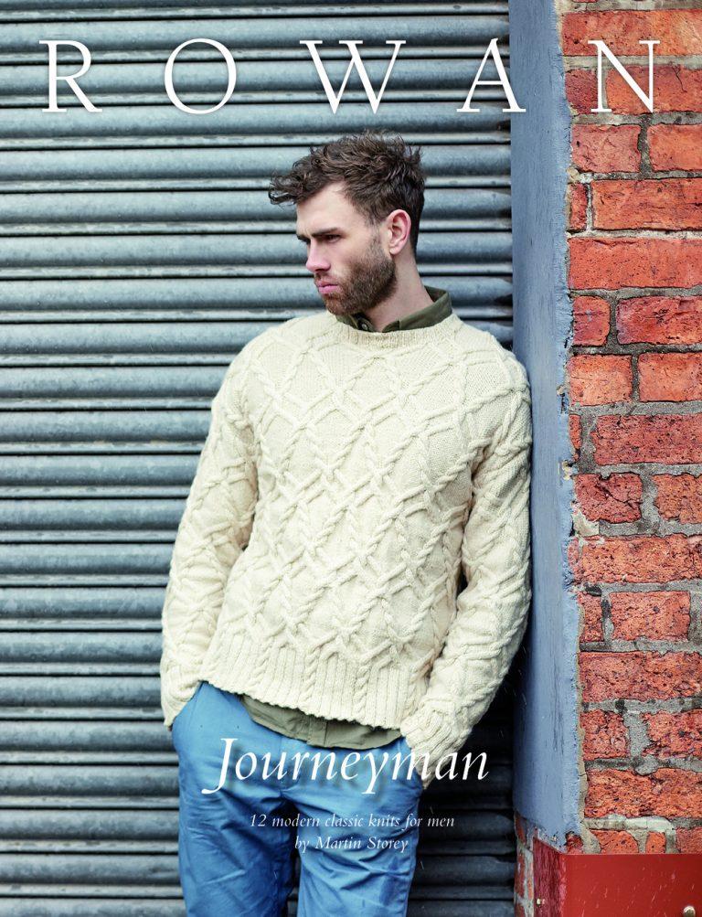 Rowan Journeyman Cover