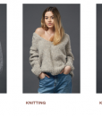 Rowan Brushed Fleece Knits Pattern Selection