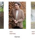 Rowan Cashmere Tweed Pattern Selection