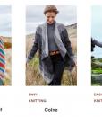 Rowan Valley Tweed Pattern Selection