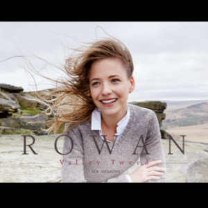 Rowan Valley Tweed book