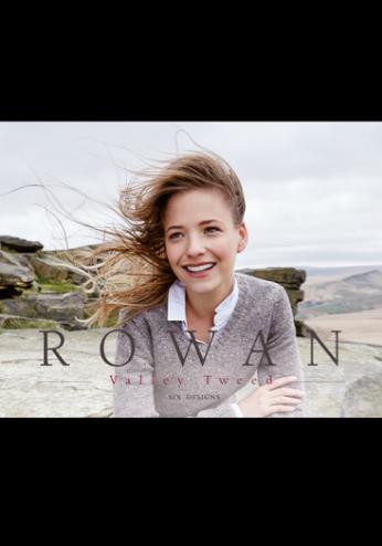 Rowan Valley Tweed book