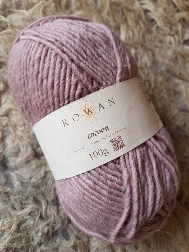 Rowan Cocoon Misty Rose