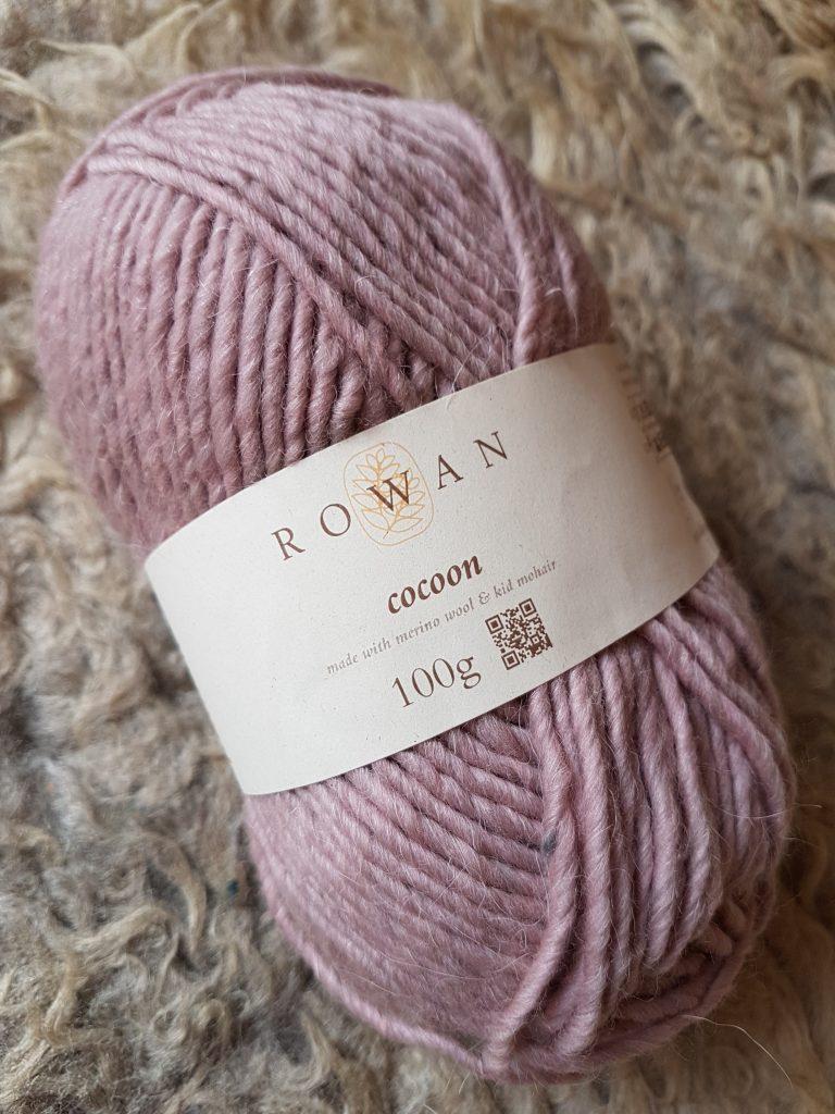 Rowan Cocoon Misty Rose