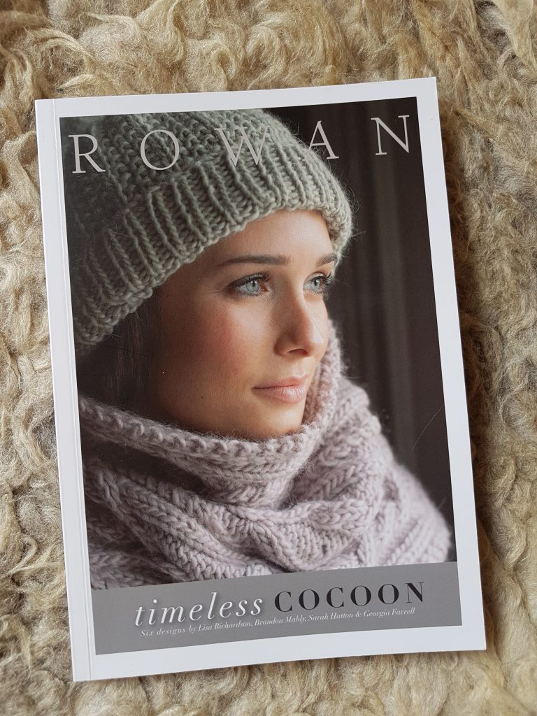 Rowan Timeless Cocoon pattern book