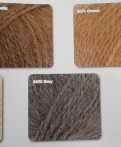King Cole Superfine Alpaca Chunky shades