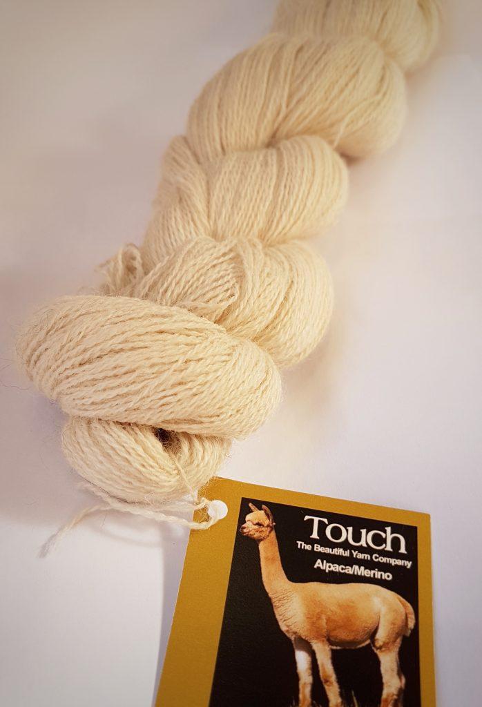Touch Alpaca Merino Laceweight