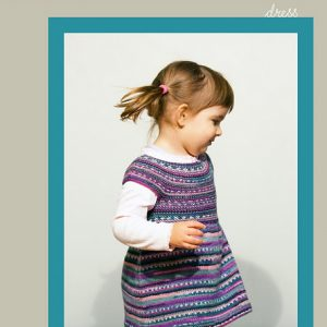 Adriafil Knitcol Girls Dress 1548
