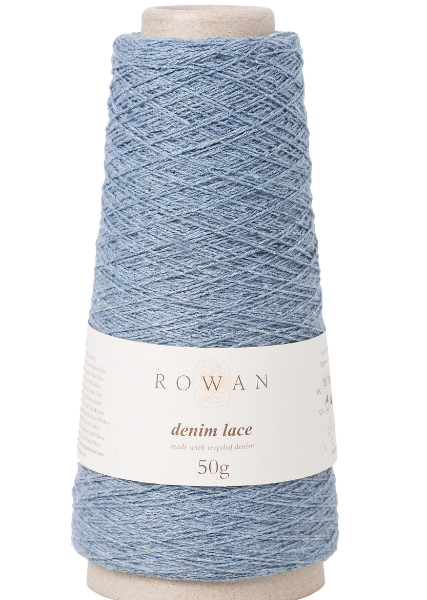 Rowan Denim Lace