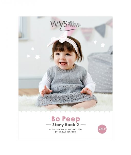 WYS Bo Peep 4ply book