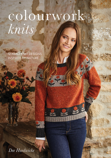 Colour Work Knits Cover V_0