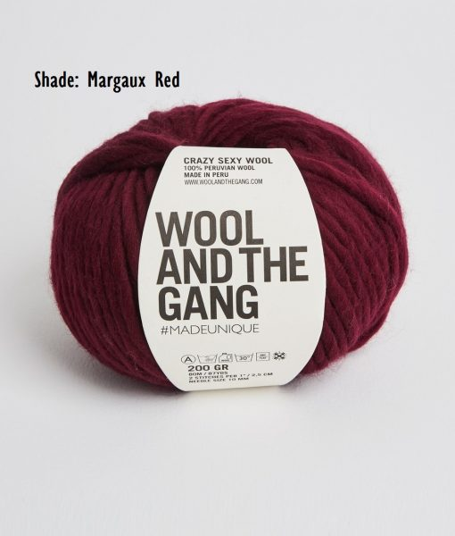 WATG CSW margaux red