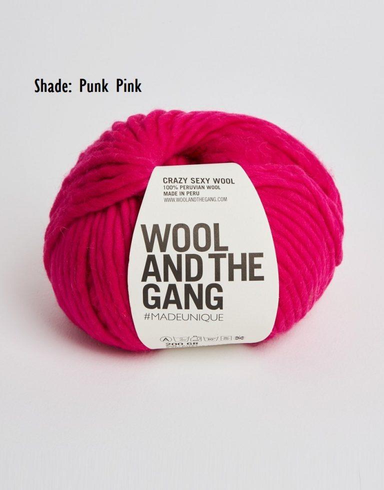 WATG CSW punk pink