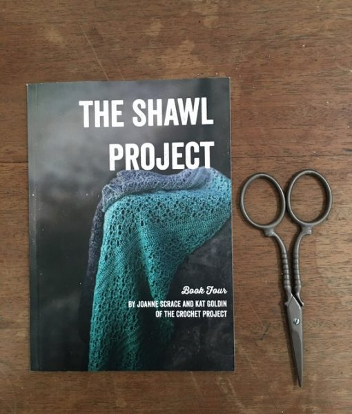 The Shawl Project 4 cover