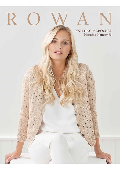 Rowan Mag 65 cover